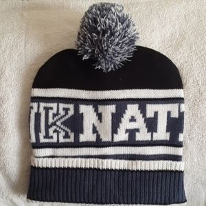 Pink Nation Beanie Winter Hat